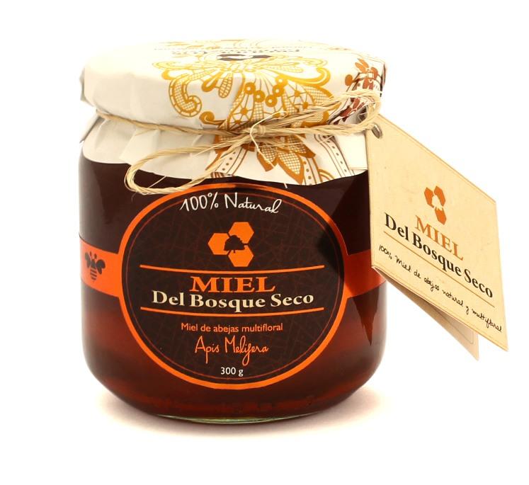 Miel de abejas pura
