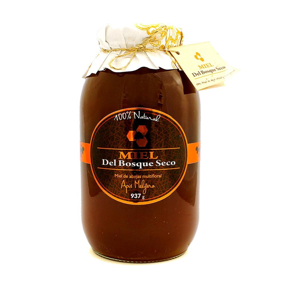 Miel de abejas pura 937 g.