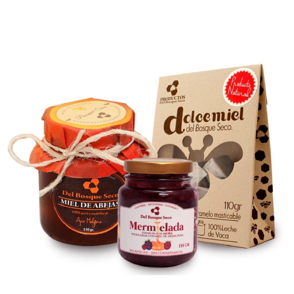 Kit de miel, dulces y mermelada (2)