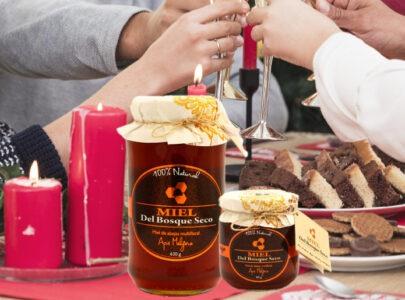 3 razones para comer miel en navidad